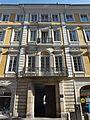 Hôtel des Marches de Chambéry (façade).JPG