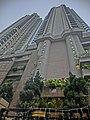 HK 北角半山 North Point Mid-Levels 雲景道 Cloud View Road 海天峰 Sky Horizon facade Apr-2014.JPG