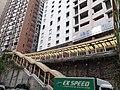HK Central-Midlevels SOHO escalators view Robinson Road November 2020 SS2 03.jpg