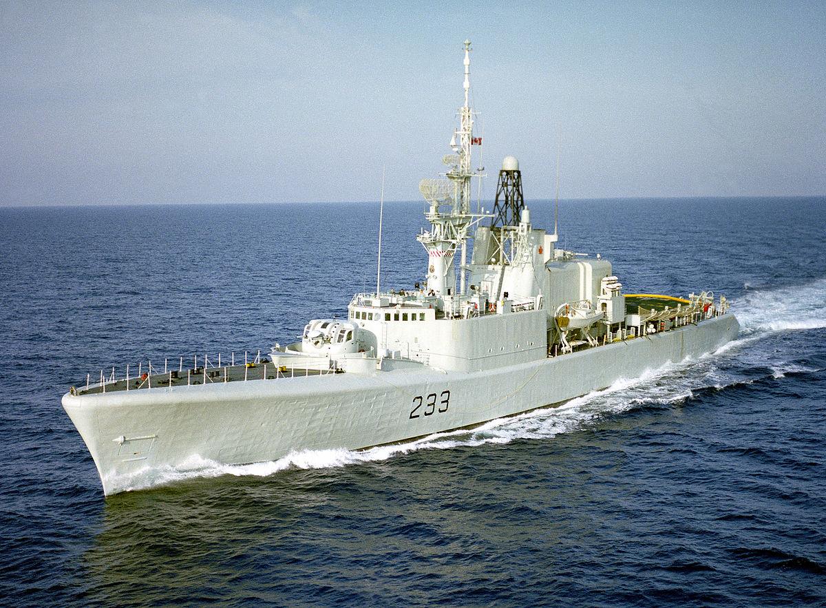 St  Laurent-class Destroyer