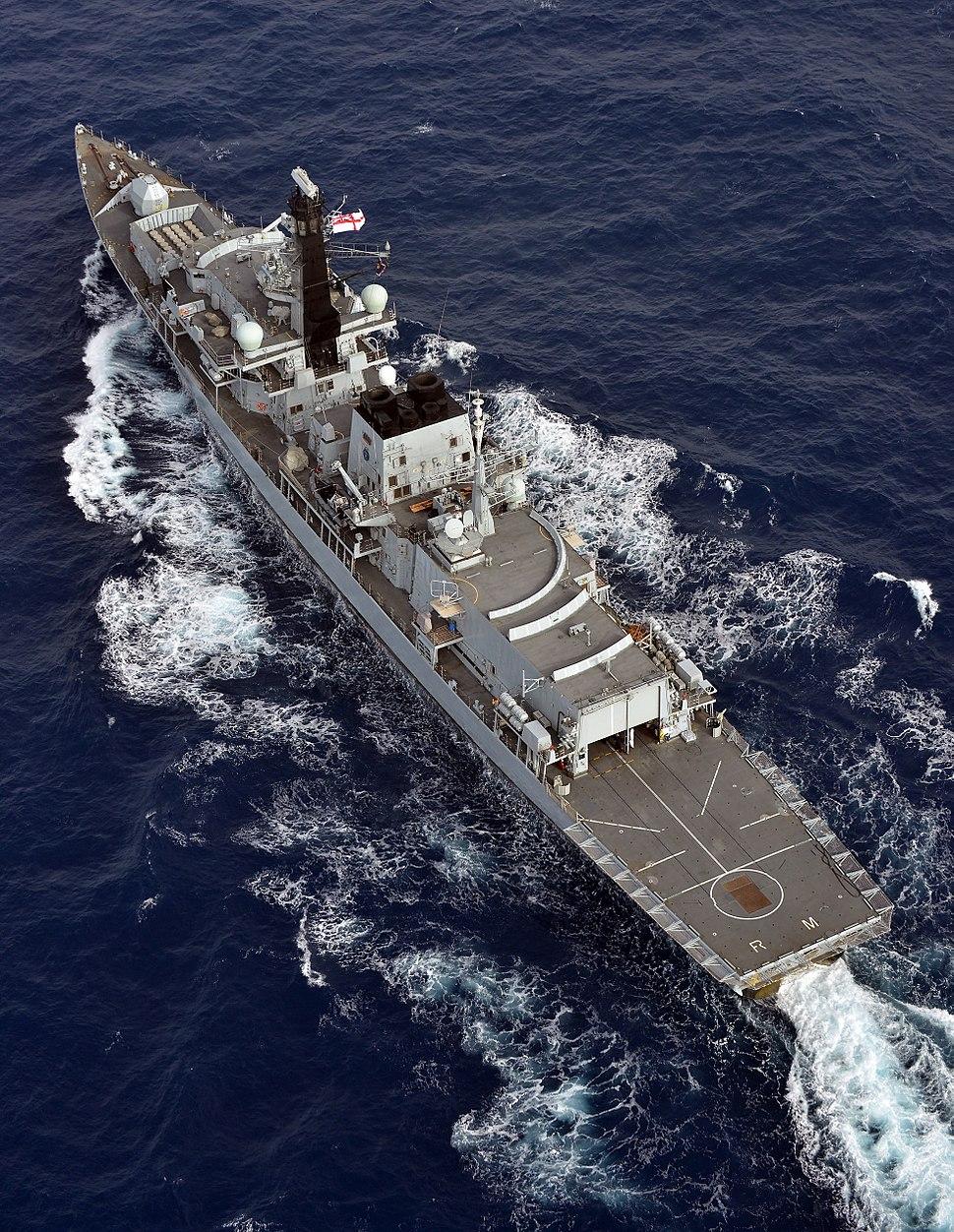 HMS Richmond MOD 45155880