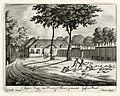 HUA-136017-Gezicht op het huis van de jachtopzichter van het huis Soestdijk te Baarn.jpg