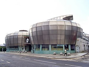 National Centre for Popular Music - Image: HUBS geograph.org.uk 505784