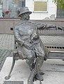 Habsburg Frigyes (Paulikovics Iván, 2006) - Mosonmagyaróvár, Deák Ferenc tér, Moson 6.jpg