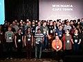 Hackathon Group Photo, Wikimania 2018,Cape Town (P1050649).jpg