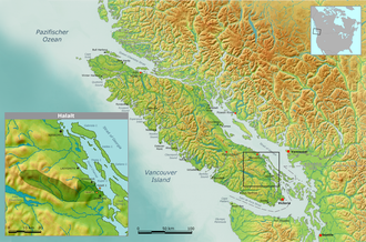 Halalt First Nation - Traditional Halalt territory