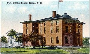 Keene State College - Image: Hale Building, Keene State College, Keene, NH (2867335733)