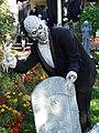 Halloween Ghoul Display - Clinton Street - Hackensack - New Jersey - USA - 03 (10354616673).jpg