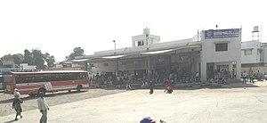 Halol - GSRTC bus station, Halol