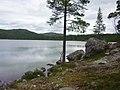 Halvøy i Krokåtsjøen - panoramio.jpg