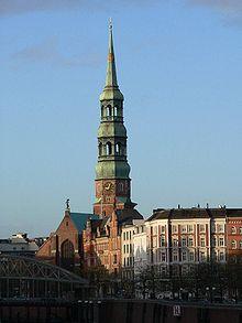 Hauptkirche St. Katharinen Hamburg