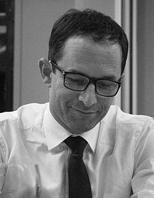 Benoît Hamon en 2017.