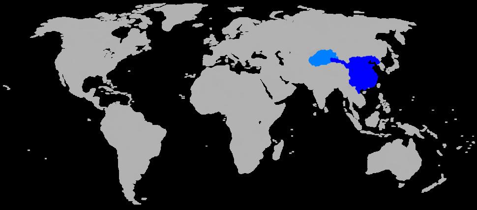 Location of Han