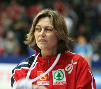 1960 in Norway - Hanne Hegh in 2008