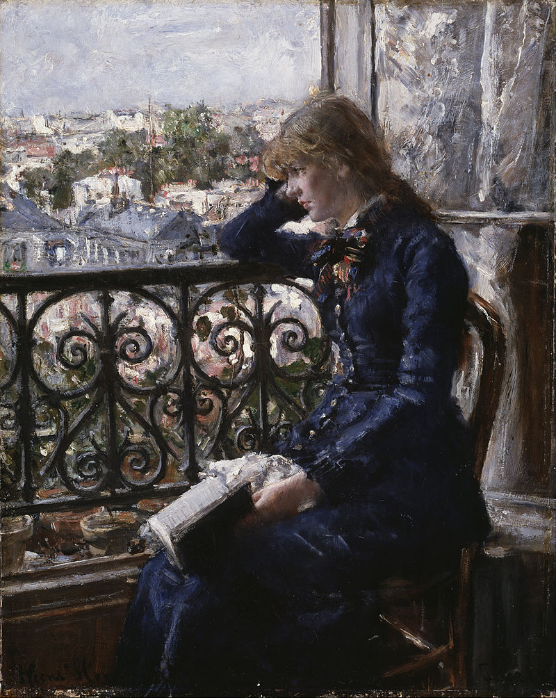 Hans Heyerdahl - At the Window - Google Art Project.jpg
