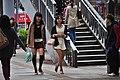 Harajuku - pedestrians on Omotesando 04 (15739934765).jpg