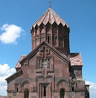 Harichavank Monastery - Cathedral of the Holy Mother of God, Harichavank Monastery (1201)
