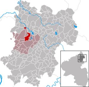 Hartenfels - Image: Hartenfels im Westerwaldkreis