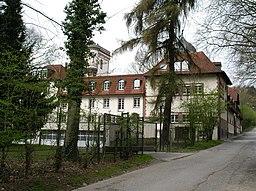 Parkstraße in Erkrath