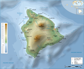 Hawaii Island topographic map-en.svg