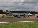 Hawker Hunter F6A XF515 G-KAFL painted as N-294, Belgian Air Force Days 2018 pic1.jpg