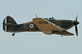 Hawker Hurricane IIa P3351 K (F-AZXR) (9293979733).jpg