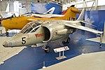 Hawker Kestrel FGA.1 'XS695' (32112991187).jpg