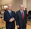 Hayden and Woolsey walking - Flickr - The Central Intelligence Agency.jpg