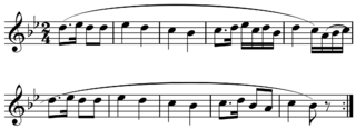 Phrase (music) Musical unit