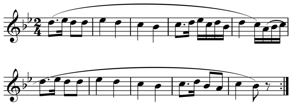 Haydn - Feldpartita period
