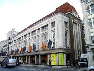 Heal's - Heal and Son Ltd., Tottenham Court Road.