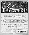 Heart Beats of Long Ago 1911 newspaper.jpg