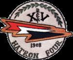 Heavy Attack Squadron 4 (US Navy) emblem 1968.png