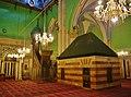 Hebron Grab der Patriarchen (Moschee) Innen 6.JPG