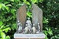 Heede - Kirchstraße - Gebetsstätte - Marienpark - Rosaries - The Five Luminous Mysteries - Kingdom of God 01 ies.jpg