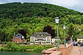 Heidelberg - Karl Theodor Brücke - View NNW.jpg