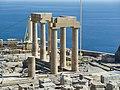 Hellenistic stoa (Lindos) 02.jpg