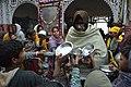 Helping Needy People - Makar Sankranti Observance - Ramkrishnapur Ghat - Howrah 2018-01-14 6423.JPG
