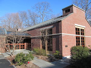 Thoreau Society - Henley Library at the Thoreau Institute
