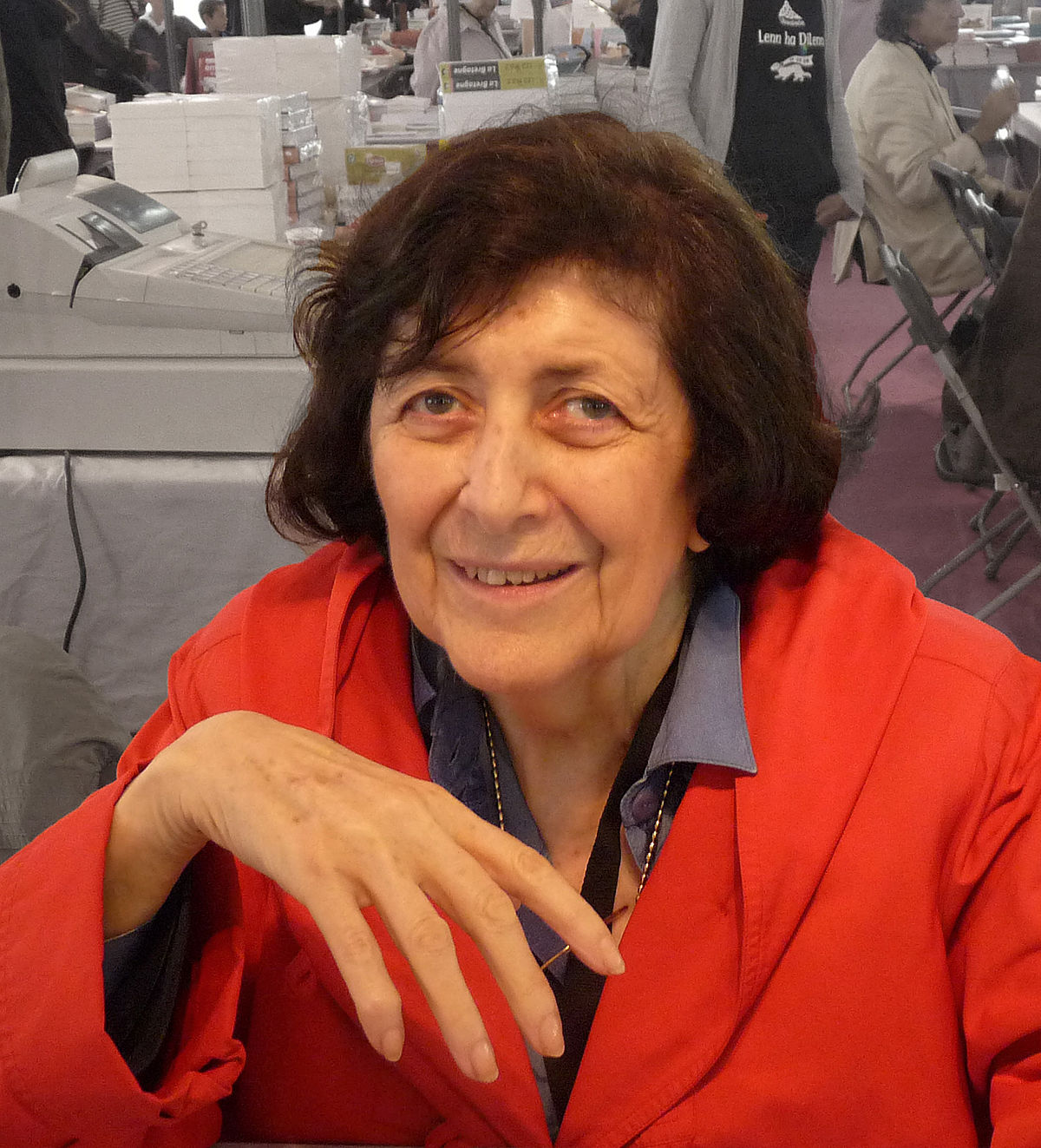 Henriette walter wikip dia - Salon du livre en bretagne ...