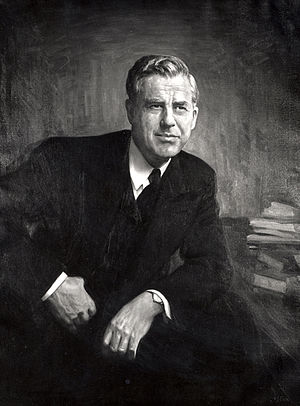Vice President Henry Wallace.