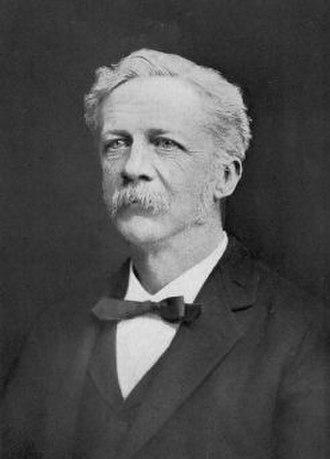 Henry Morton (scientist) - Henry Jackson Morton