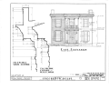 Henry Crocheron House, 1502 Wilson Street, Bastrop, Bastrop County, TX HABS TEX,11-BAST,3- (sheet 3 of 8).png