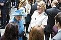 Her Majesty The Queen visit to 2 Marsham Street (23119079536).jpg