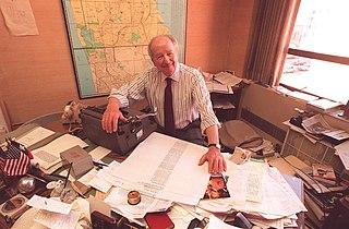 Herb Caen American newspaper columnist