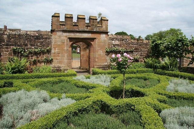 Herb Garden - geograph.org.uk - 1404860