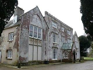 Winterborne Herringston Hamlet in Dorset