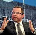 Hesham Mohamed Qandil World Economic Forum 2013 crop.jpg