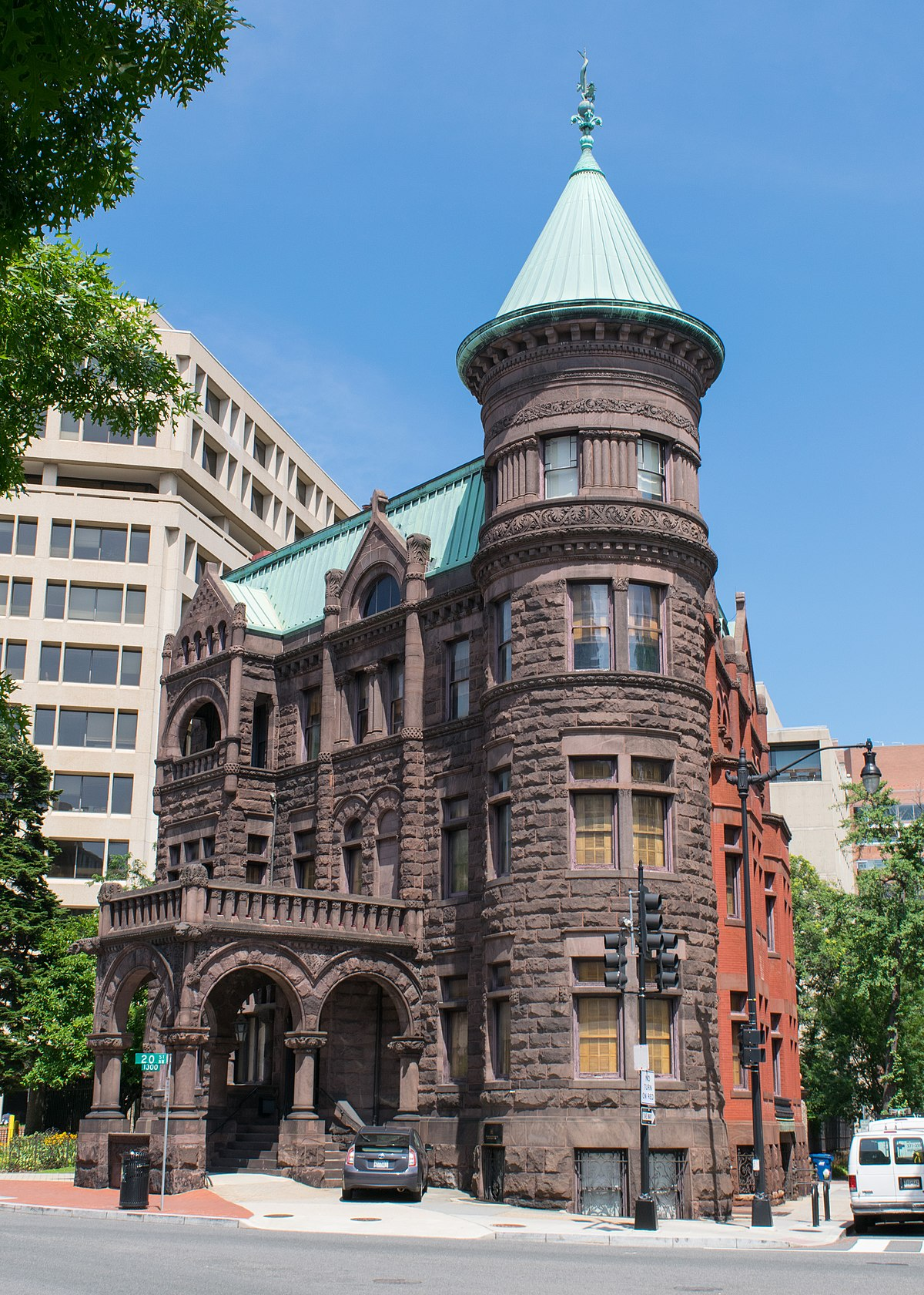 Heurich House Museum - Wikipedia