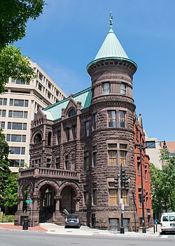 Heurich House Museum - Wikipedia on